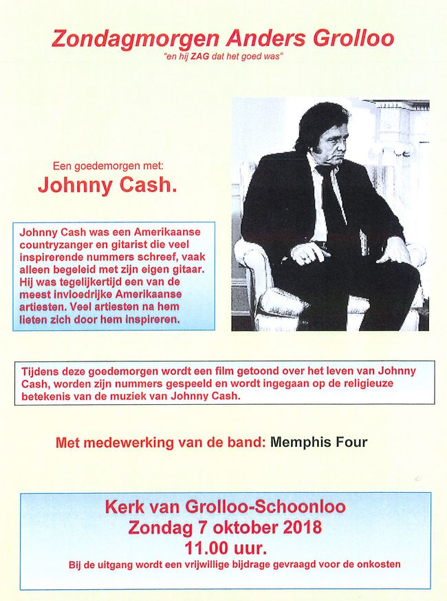 ZAG Johnny Cash